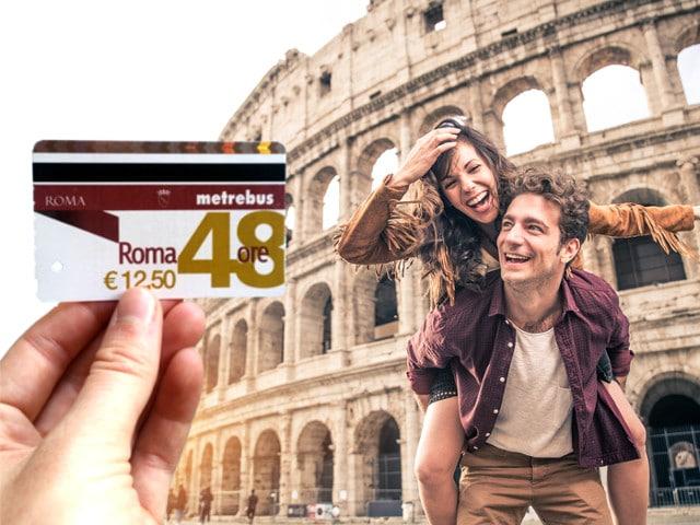 Rom 48 Stunden Ticket