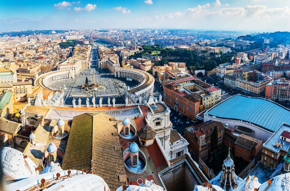 Vatikan Eintritt